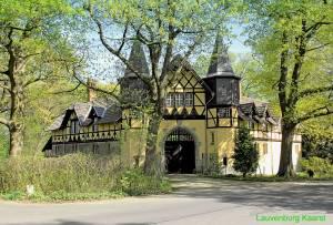 Die Lauvenburg in Kaarst