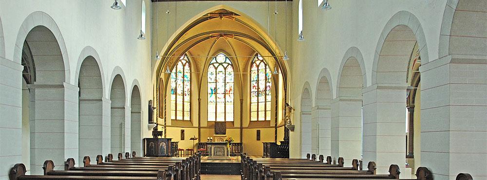 Alt St. Aldegundis in Büttgen / Foto: Copyright by Klaus Stevens