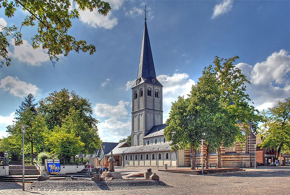Alt St. Aldegundis in Büttgen