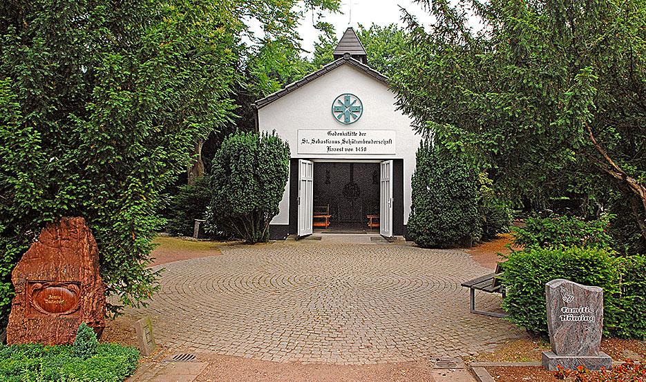 Alte Friedhofskapelle in Kaarst