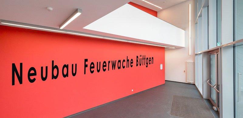 Neubau Feuerwache Büttgen
